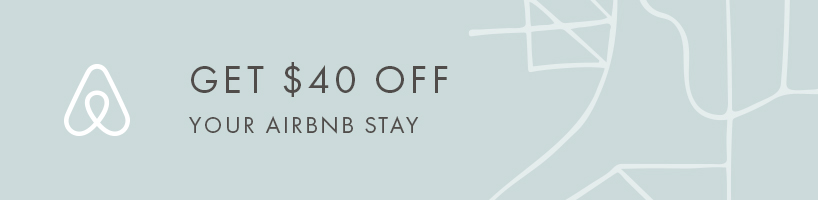 Get $40 Off Your AirBnb Stay