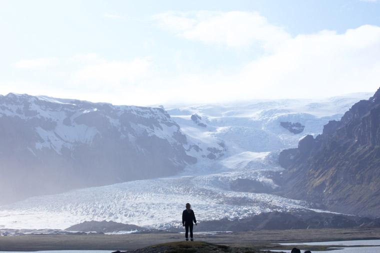 Finding the large Hofsjokull glacier in iceland a top 2016 travel destination