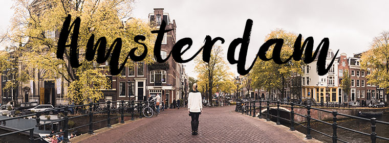 Complete Amsterdam Travel Guide via finduslost