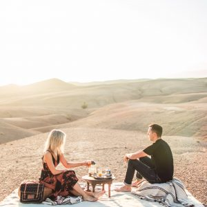 Glamping at Scarabeo Camp Near Marrakech in Morocco