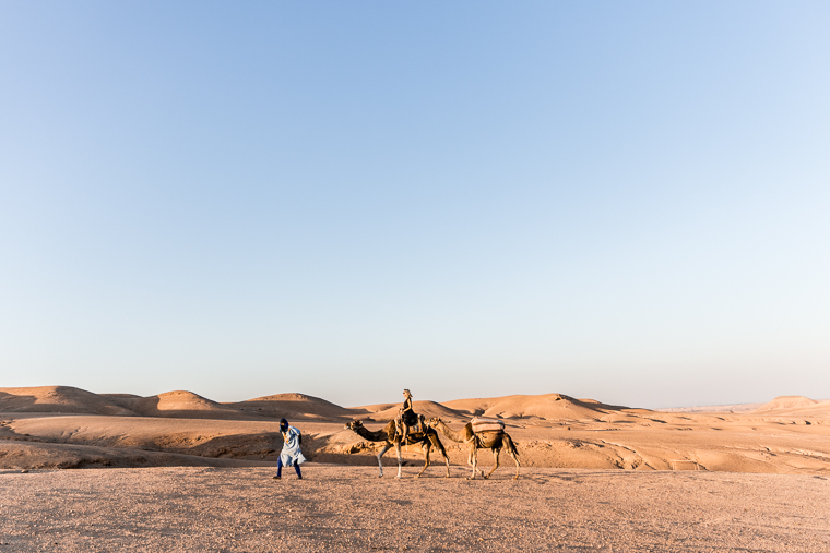 Riding into the sunset on a camel in Morocco via @FindUsLost