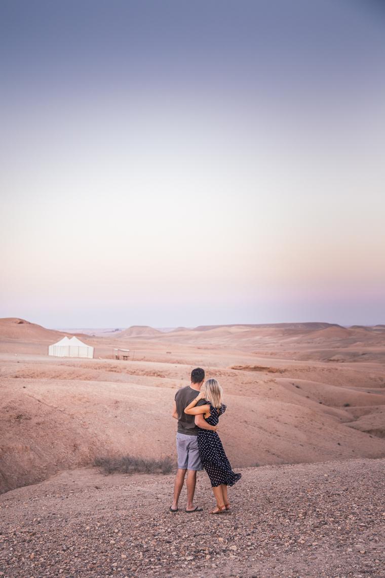 Desert sunsets via @FindUsLost