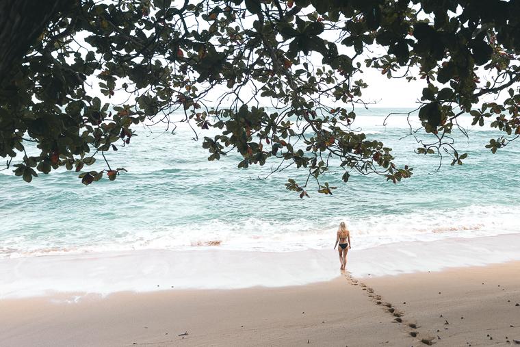 Hideways Beach in Hanalei - Kauai Travel Guide via Find Us Lost