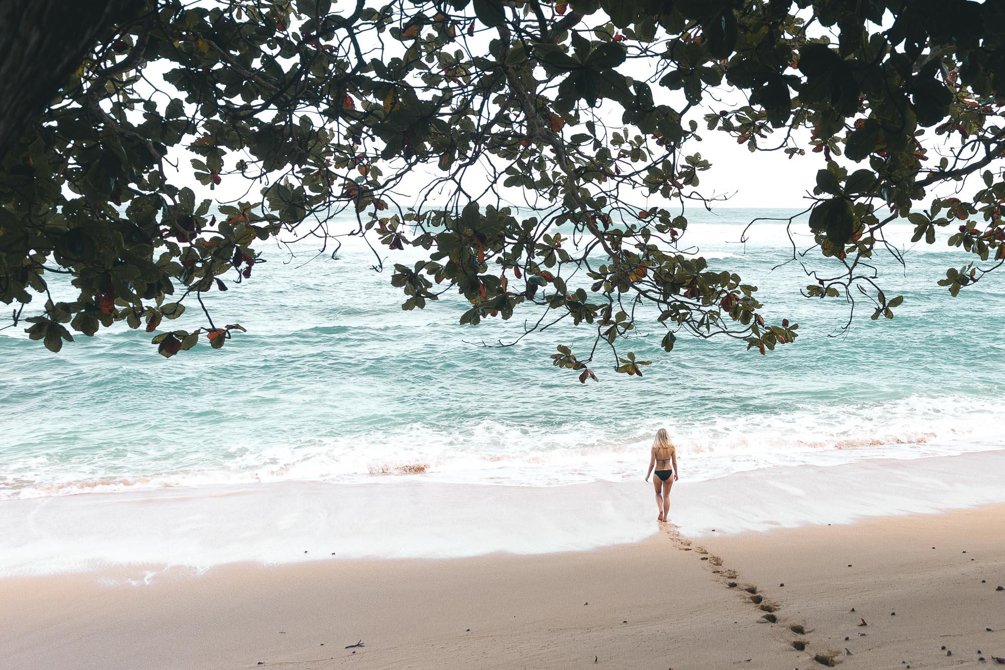 Hideaways Beach in Hanalei Hawaii Kauai Travel Guide via Find Us Lost Selena Taylor
