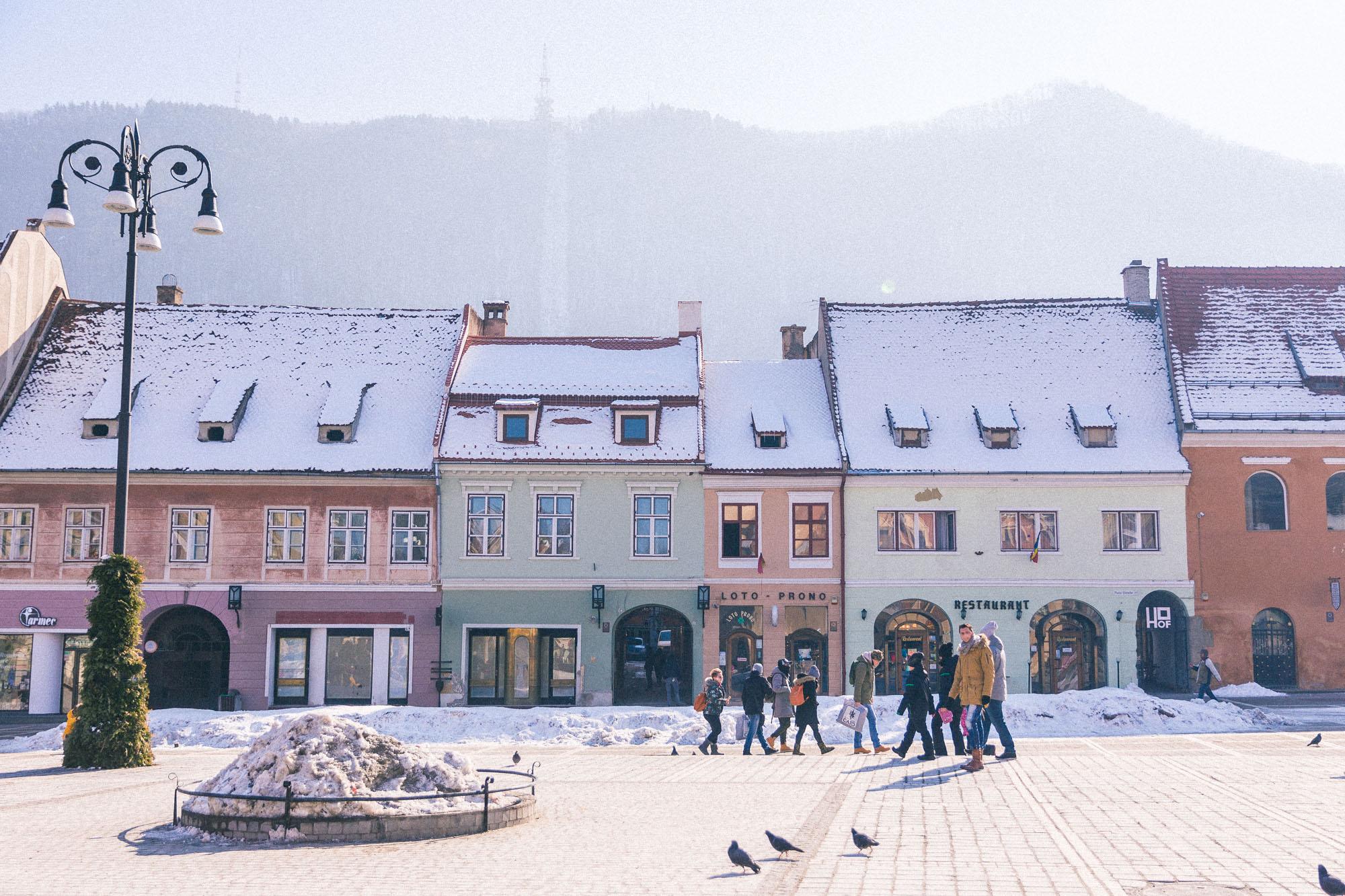 Brasov, Romania via Find Us Lost