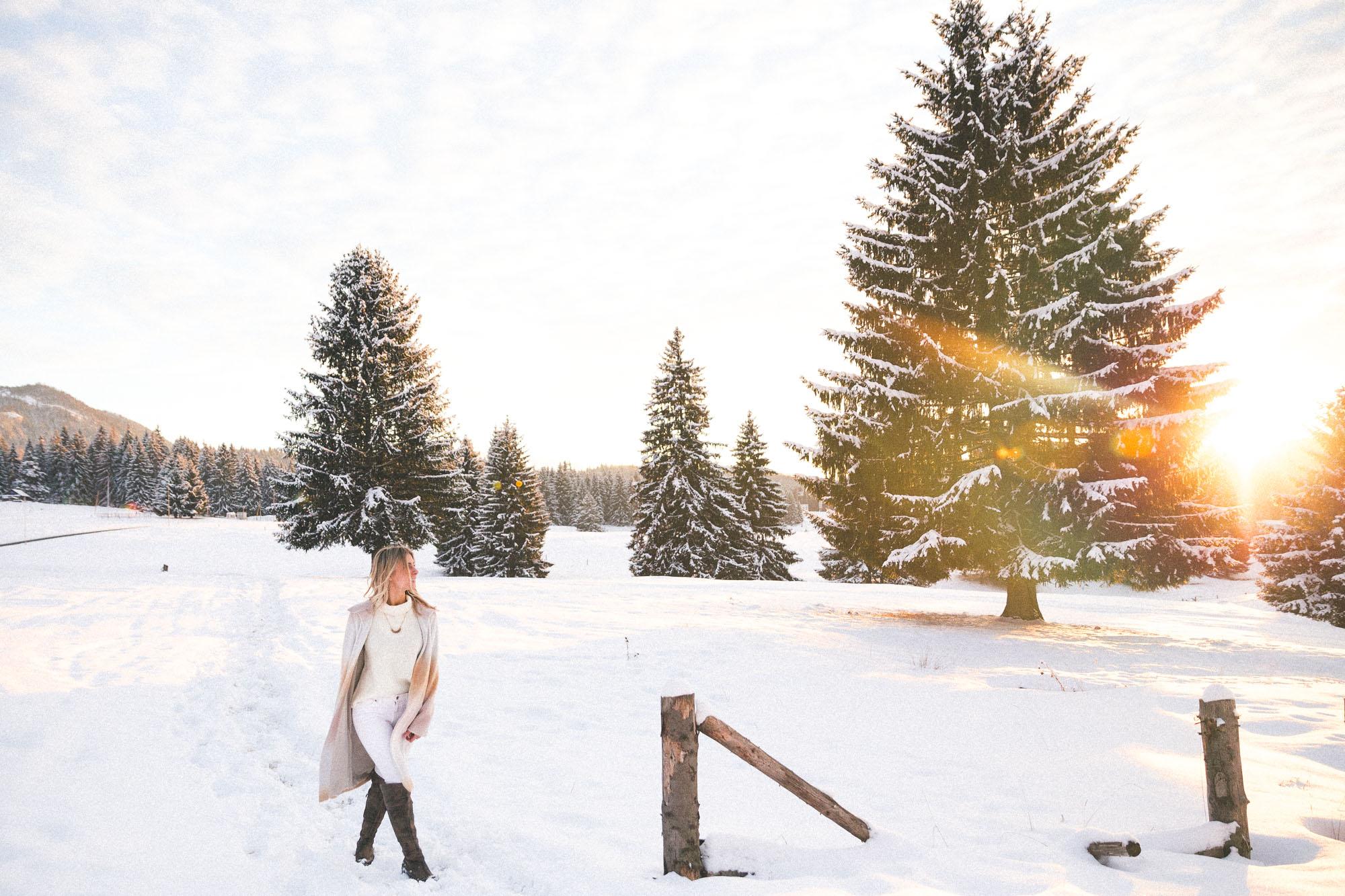 Romania in Winter via Find Us Lost
