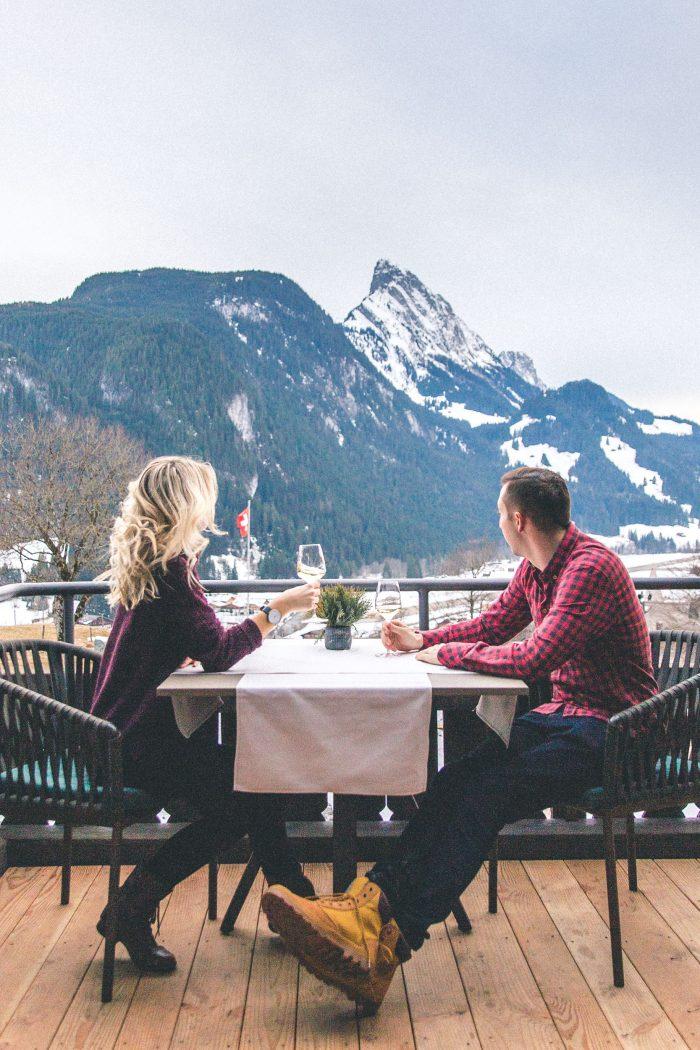 Video: Gstaad, Switzerland
