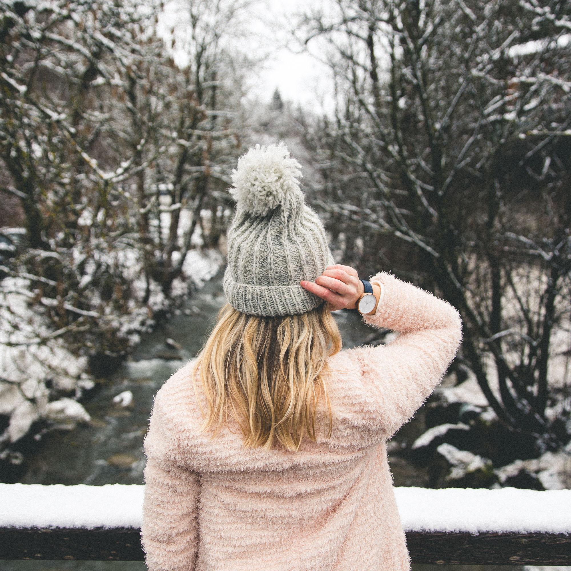Gstaad, Switzerland Is A Snowy Winter Wonderland