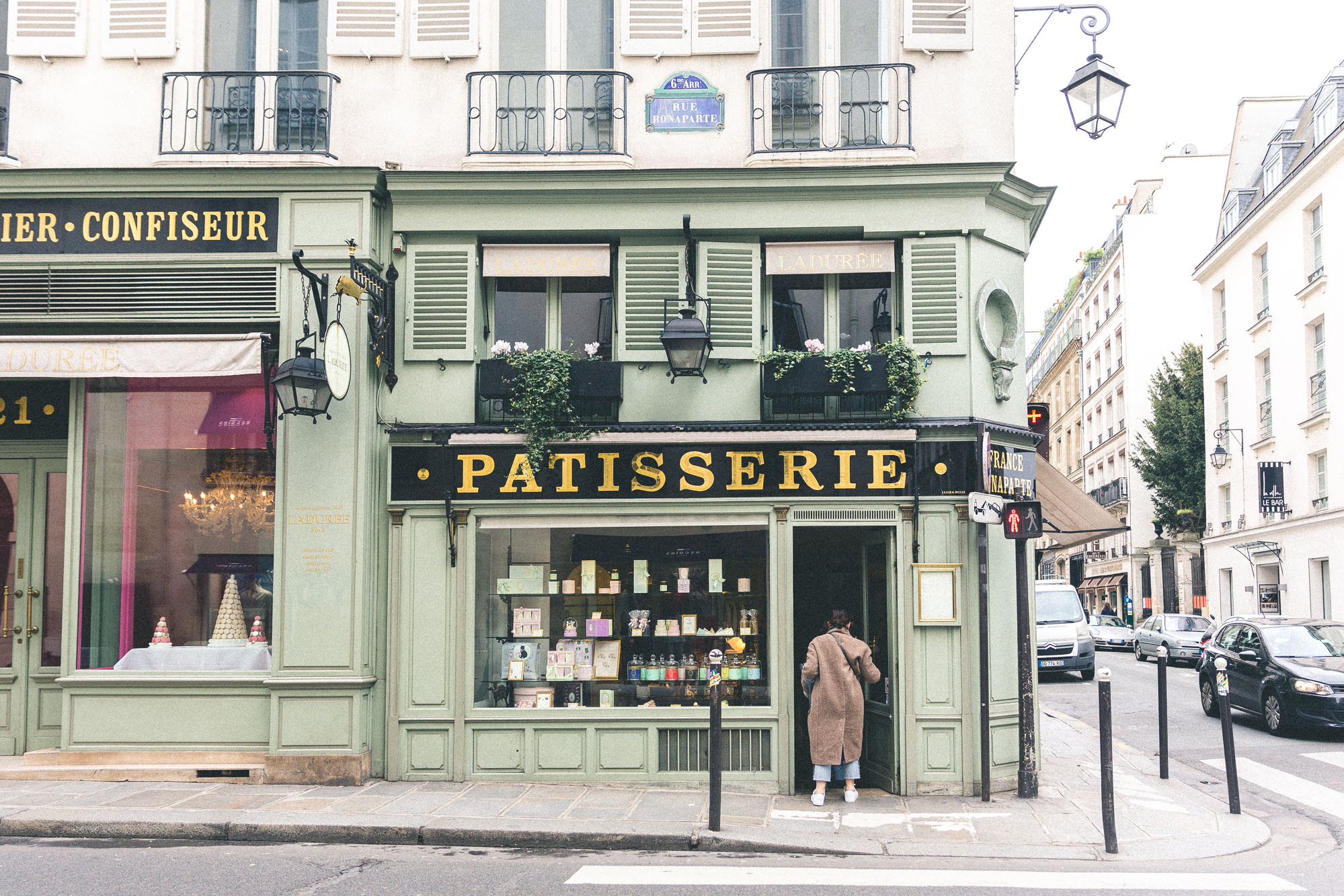 La Duree Paris on Rue Bonaparte - Complete Paris Travel Guide