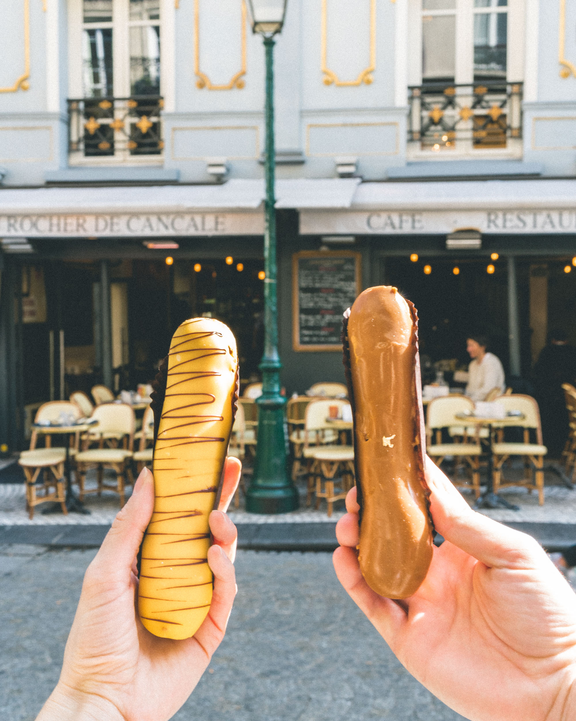 The best eclairs and pastries at Stohrer in Paris - Complete Paris Travel Guide