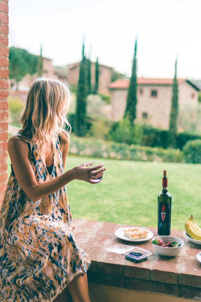 Wining and Dining in Southern Tuscany, Italy