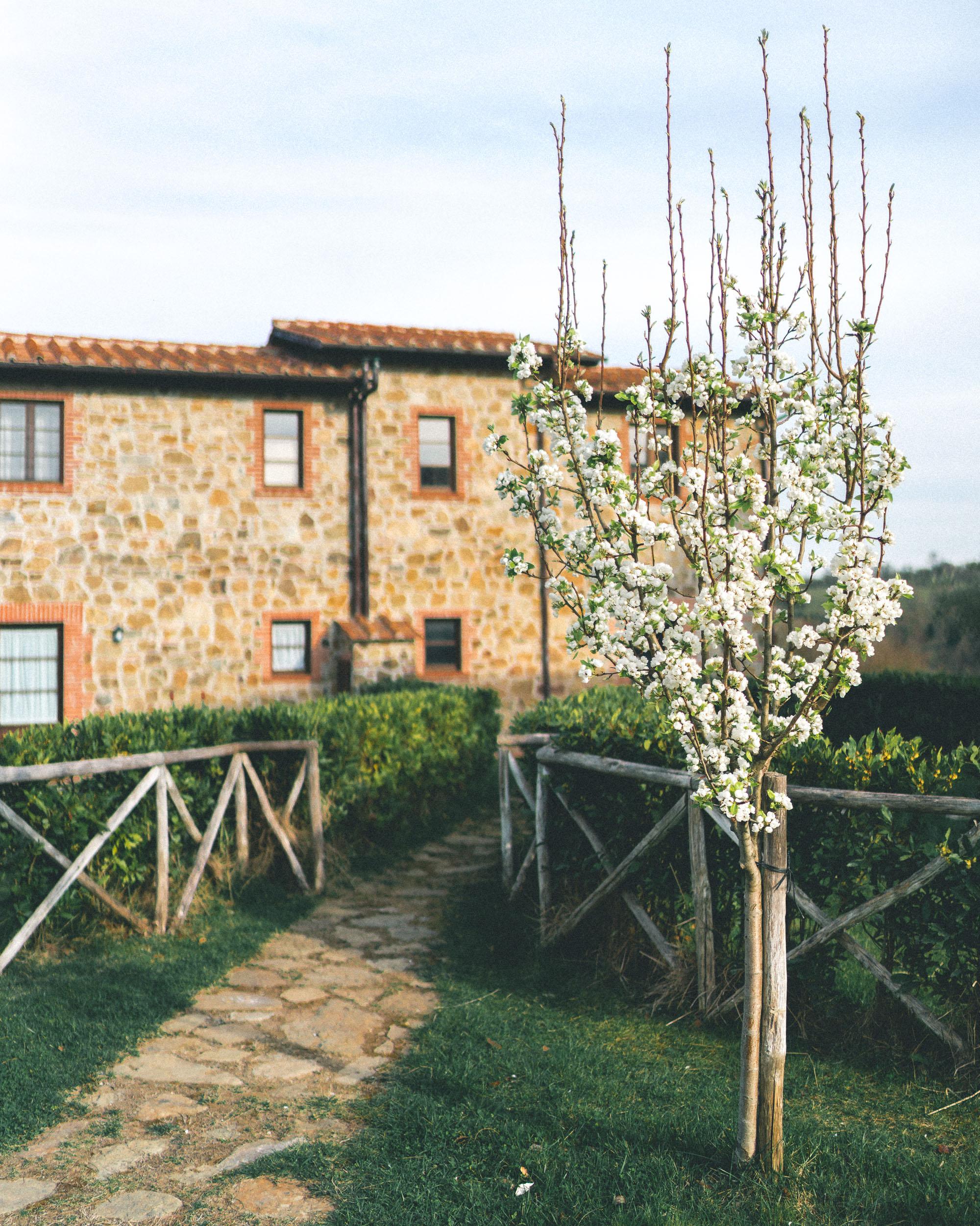 Borgo Case Bardi tuscan villa southern Tuscany, Italy