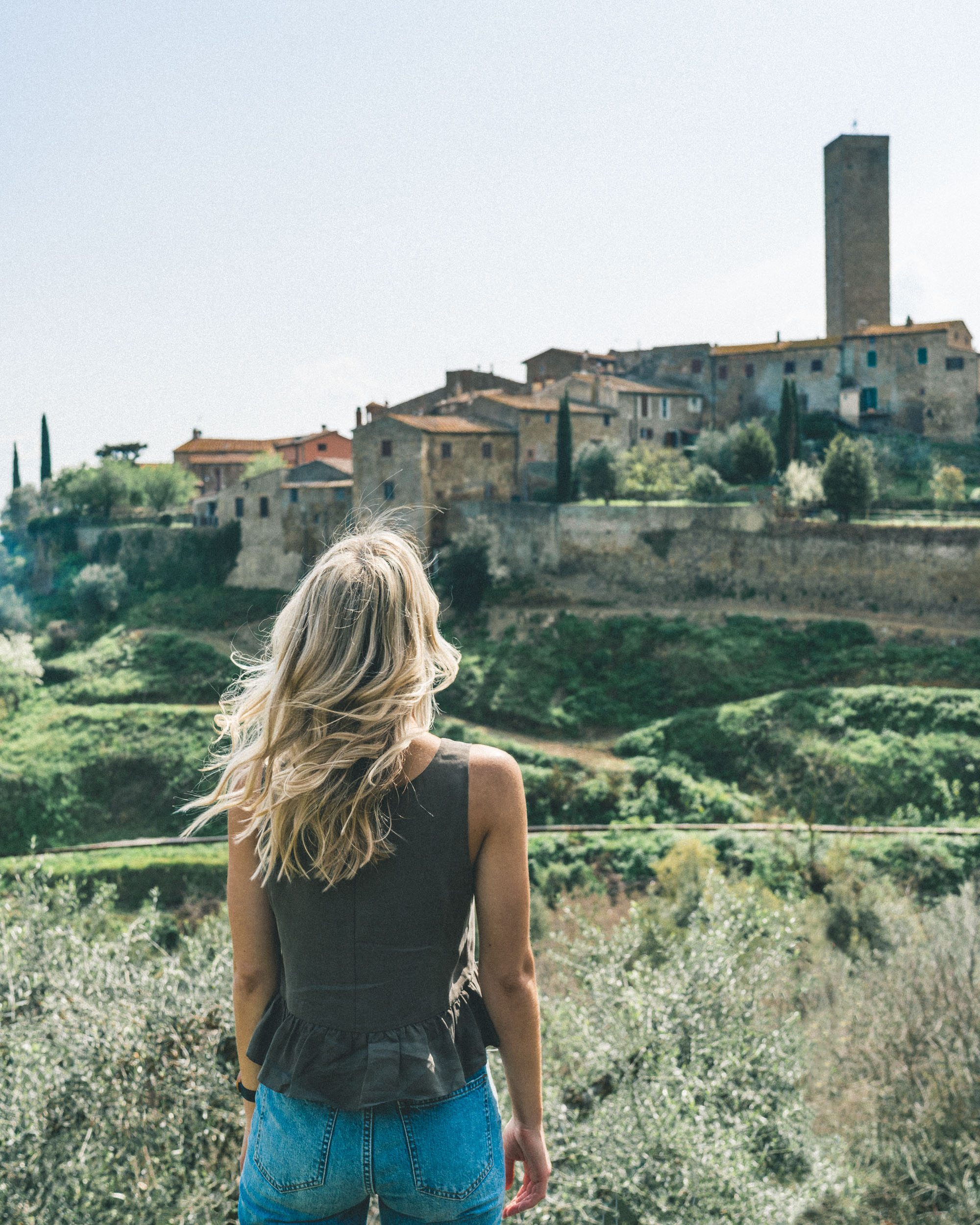 The small towns and wine-tasting regions of Southern Tuscany