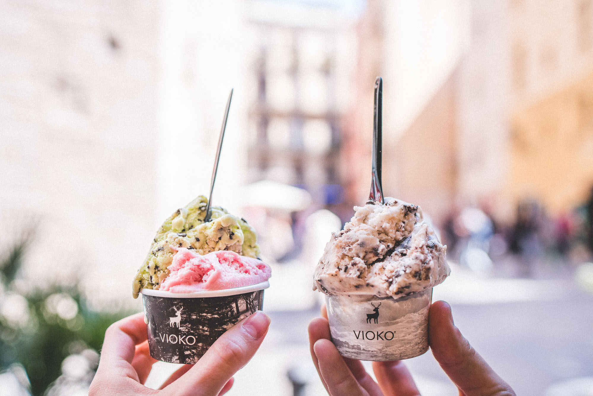 The best gelato and ice cream in Barcelona, Spain