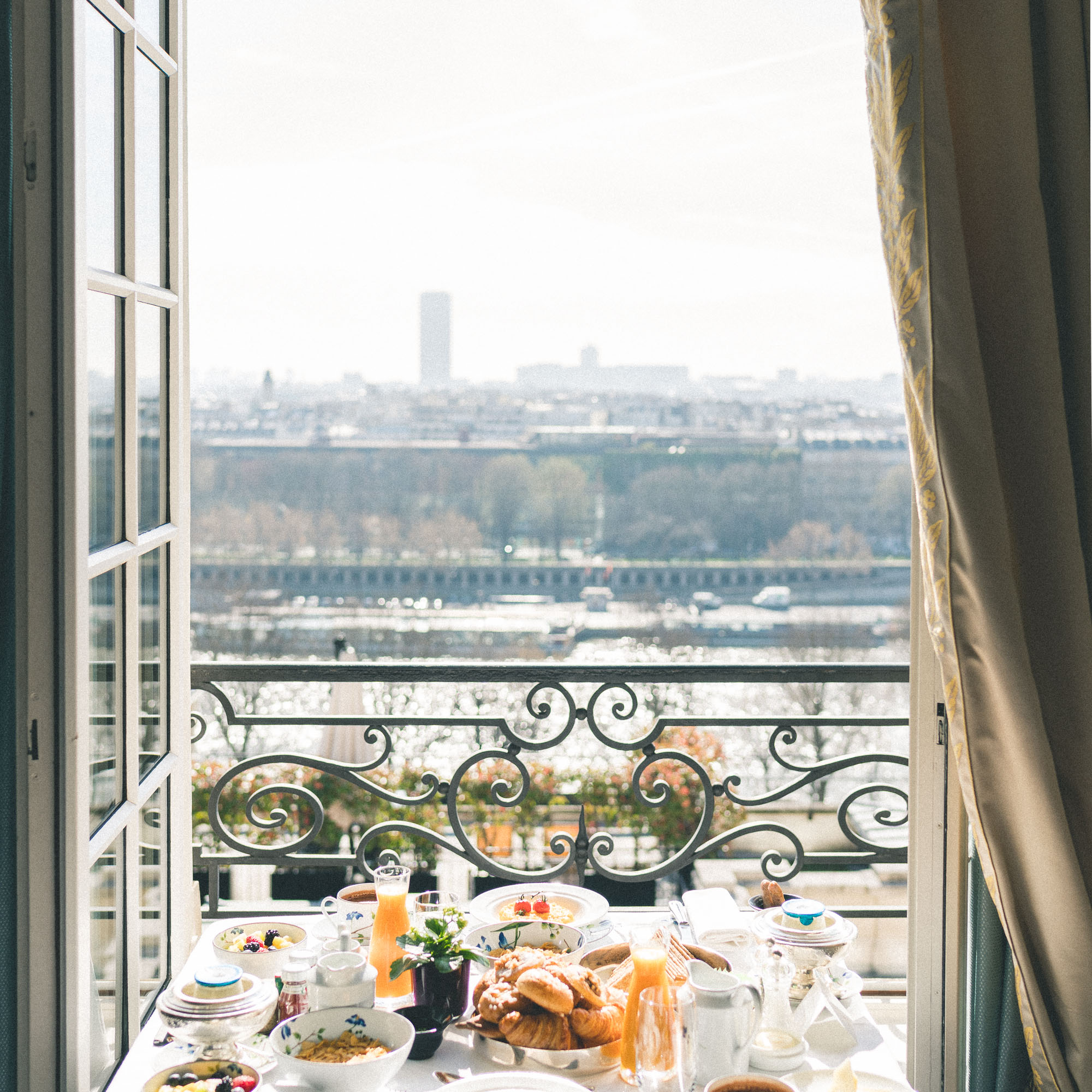 Views from Shangri La Paris - Complete Paris Travel Guide