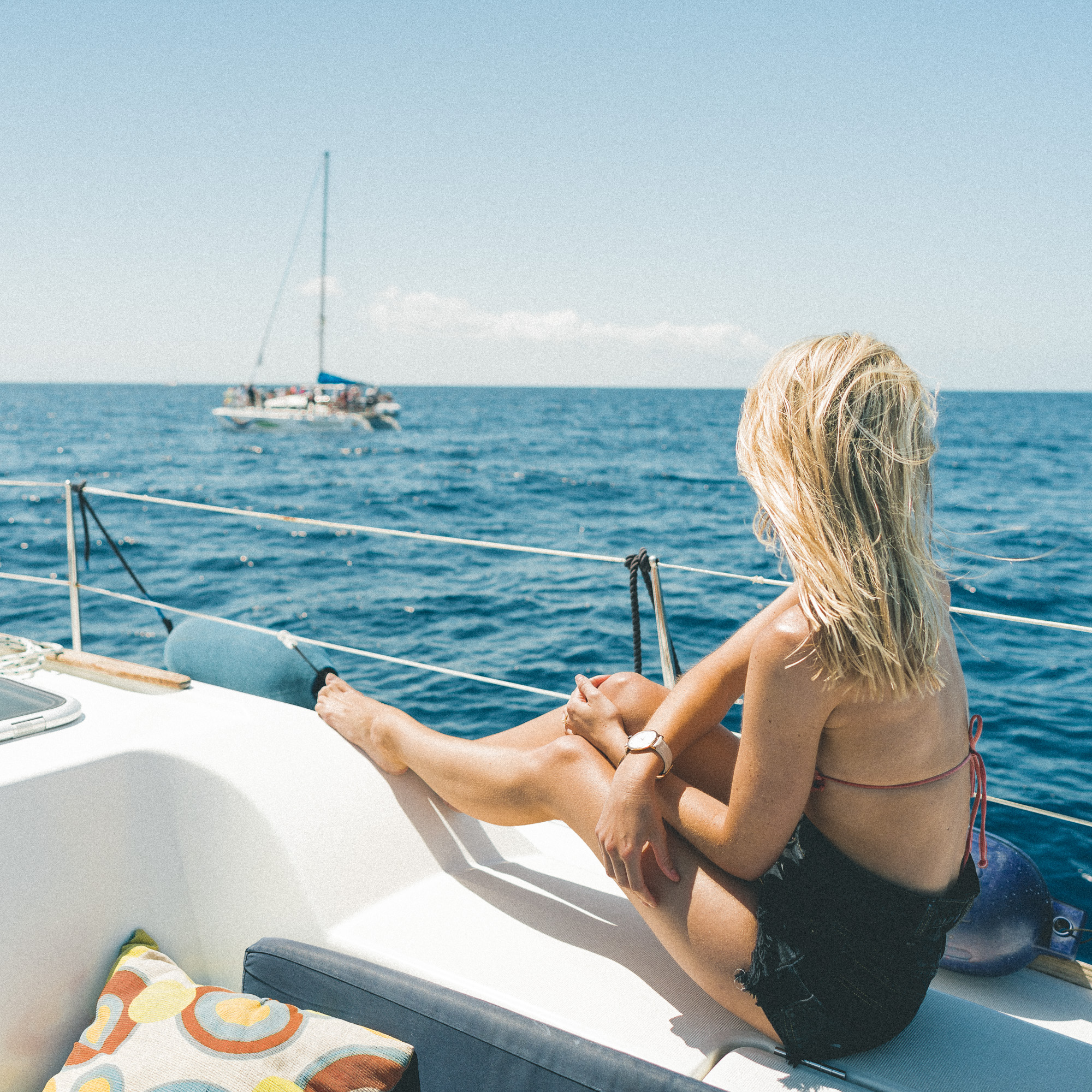 Boating day trip in Tenerife, Canary Islands, Spain