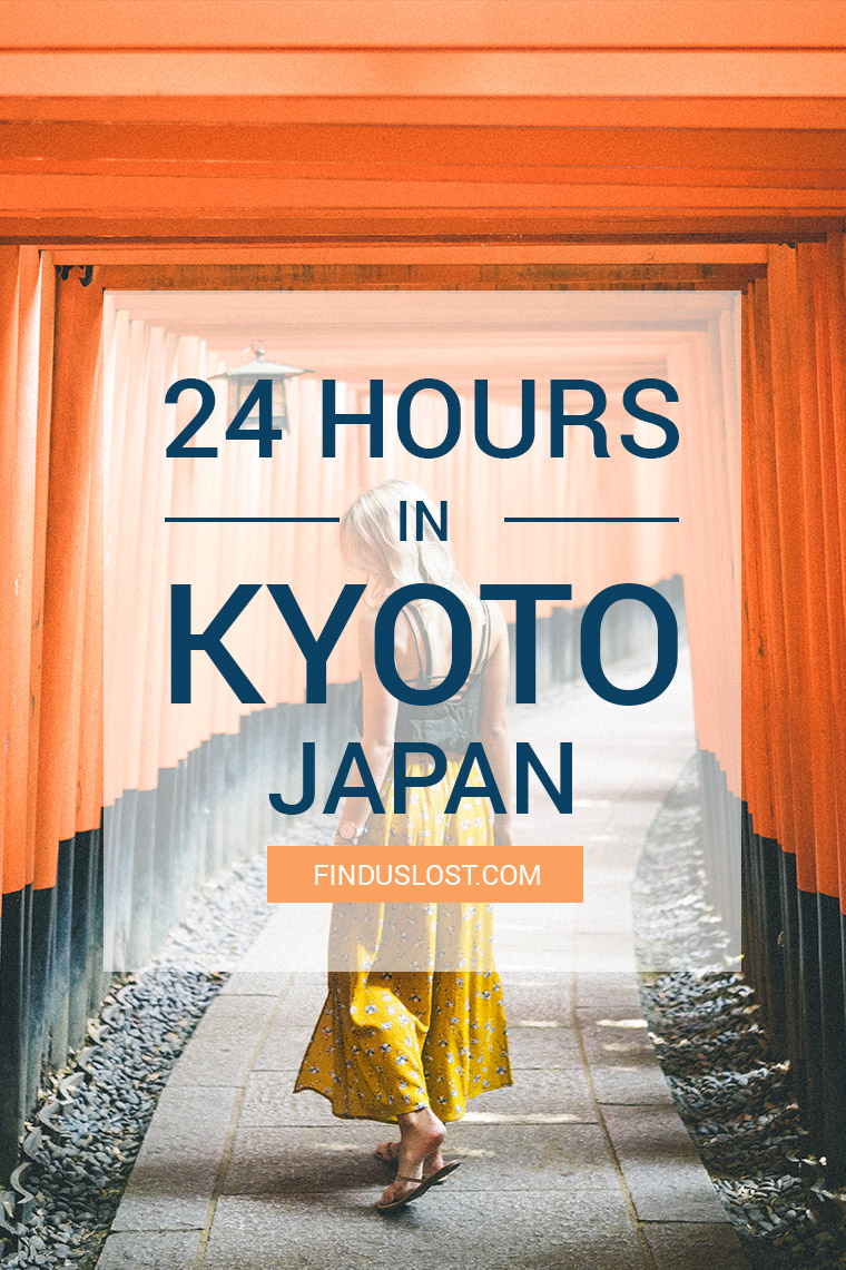 A guide to Kyoto, Japan featuring local spots, food, things to do and day trips to extend your travels through the best Japanese cities. #kyoto #tokyo #nara #japan #finduslost