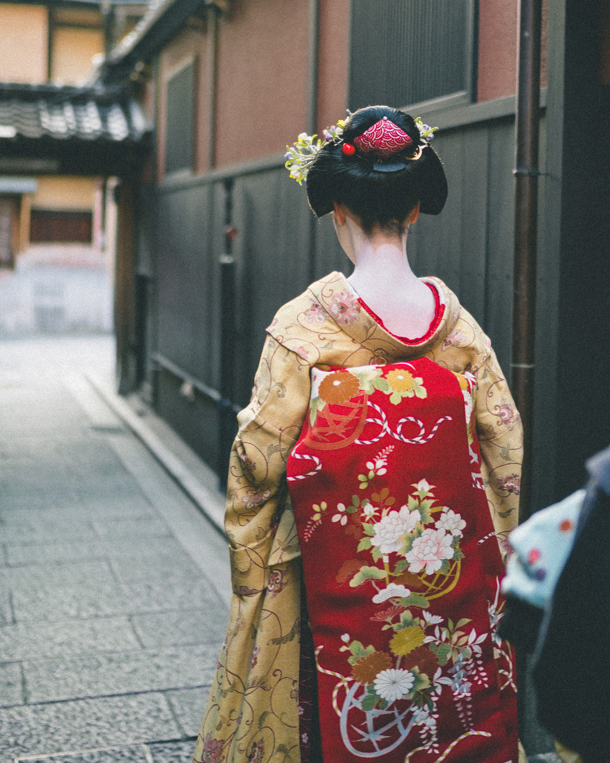 Geisha spotting in Kyoto, Japan | 24 Hour Guide to Kyoto, Japan | 1 Day Guide Kyoto | Kyoto City Guide | Kyoto Travel Itinerary