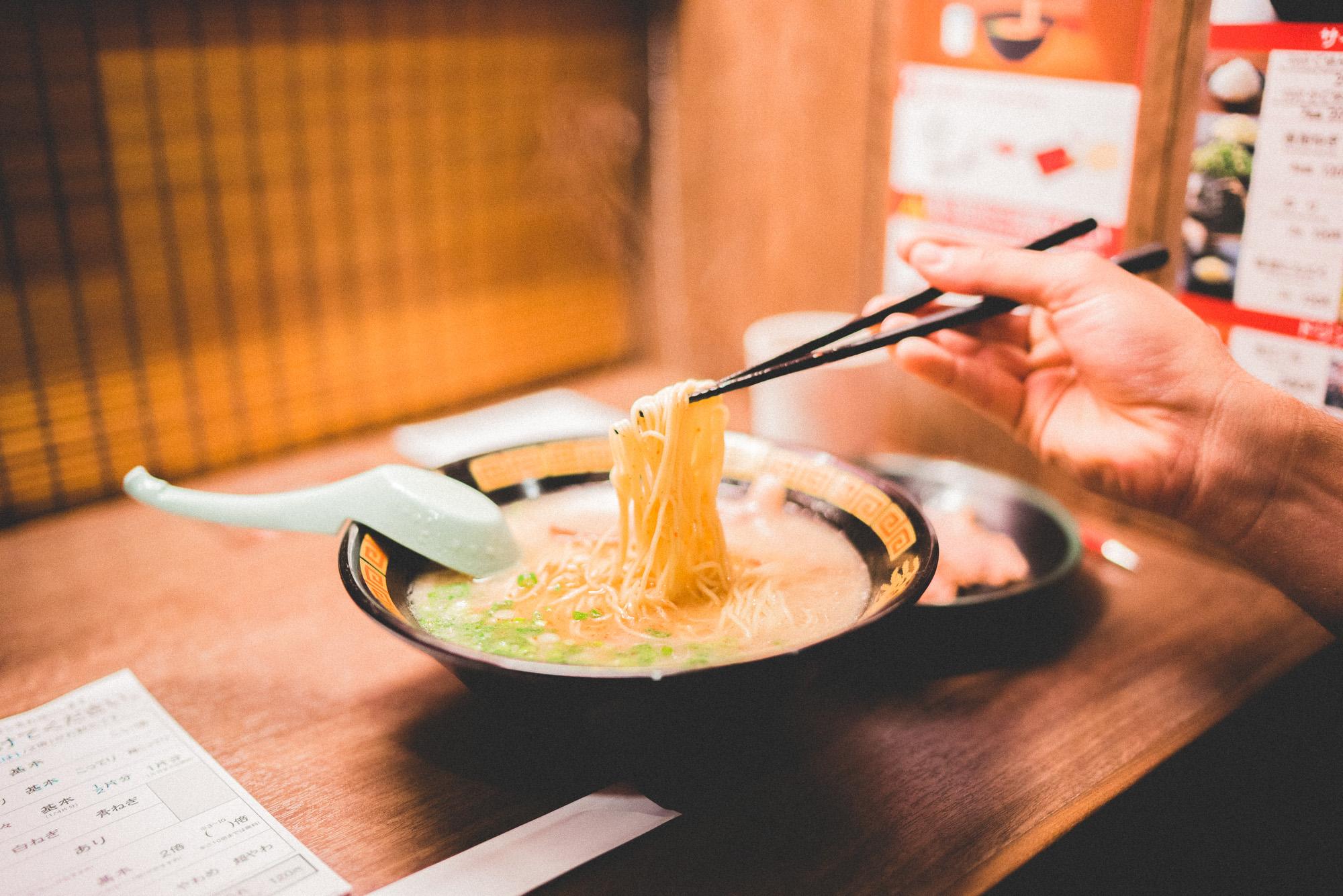 Ichiran Ramen in Kyoto, Japan | 1 Day Guide Kyoto | Kyoto City Guide | Kyoto Travel Itinerary