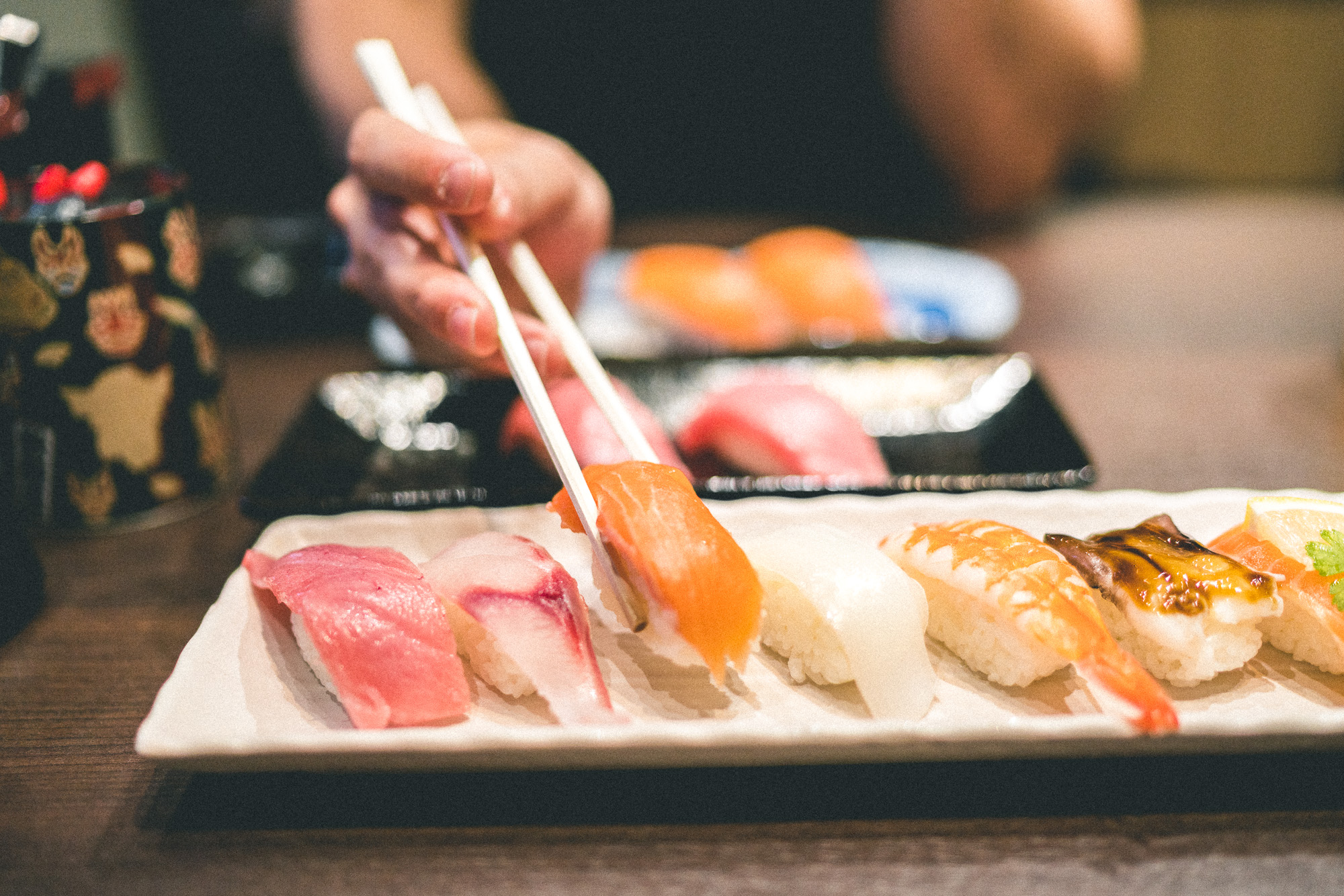 Sushi in Kyoto, Japan | 24 Hour Guide to Kyoto, Japan | 1 Day Guide Kyoto | Kyoto City Guide | Kyoto Travel Itinerary