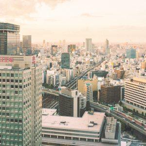 The Complete Tokyo Travel Guide | City Guides | Japan Travel Itinerary | Chiyoda Neighborhood Travel Tips | Shangri La Hotel Tokyo Nadaman | Skyline City Views at Sunset Tokyo