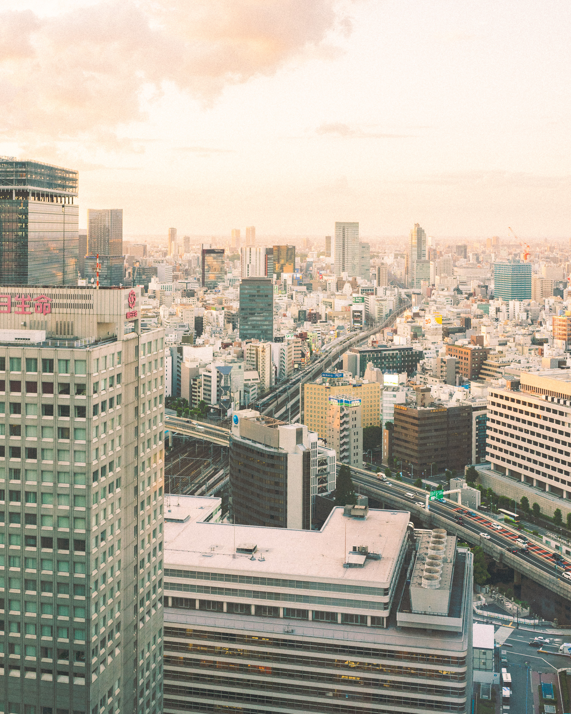 The Complete Tokyo Travel Guide | City Guides | Japan Travel Itinerary | Chiyoda Neighborhood Travel Tips | Shangri La Hotel Tokyo Nadaman | Skyline City Views at Sunset Tokyo