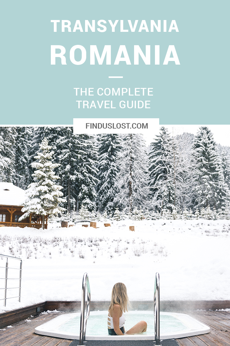 The Complete Transylvania, Romania Travel Guide via Find Us Lost