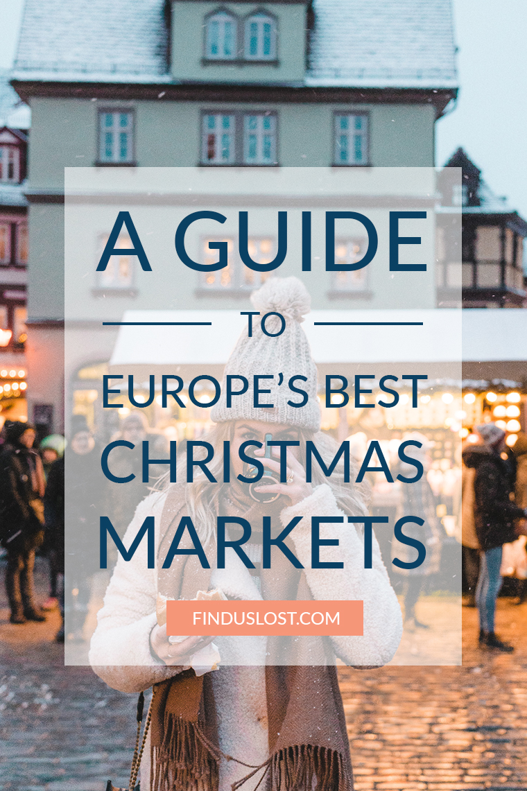 a guide to europe's best christmas markets germany france