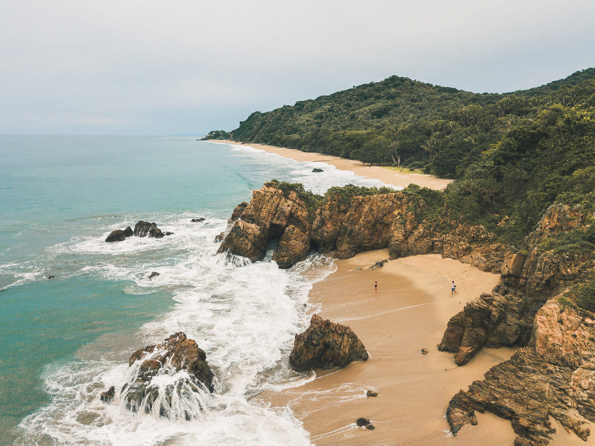 secret beaches in sayulita mexico