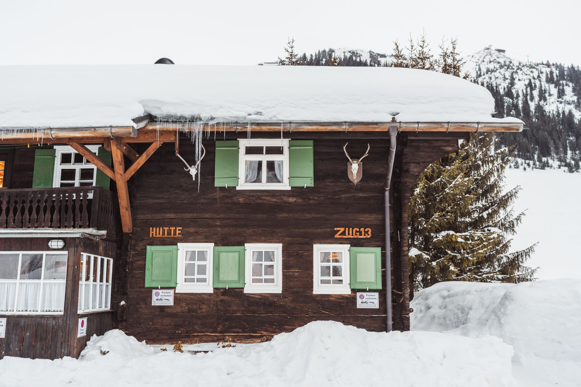Cute Austrian Hotels and Guesthouses in Lech, Austria