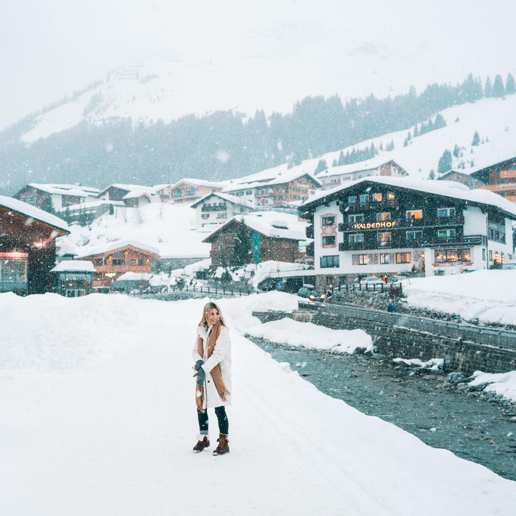 Luxury Hotels In Lech Austria