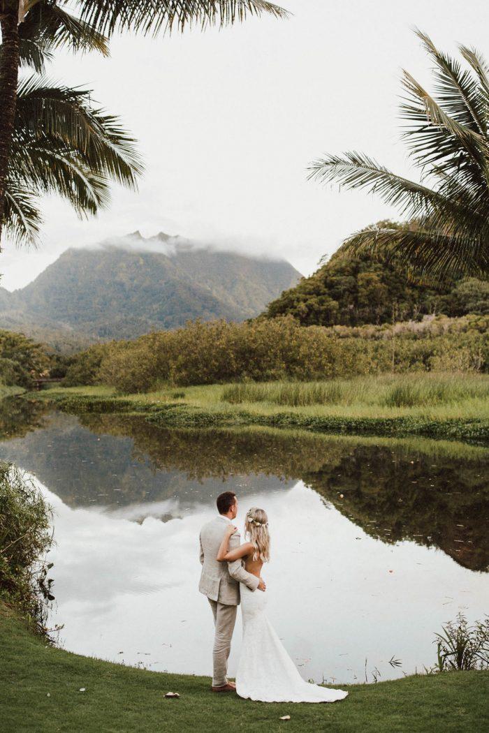 Our Kauai Wedding Day