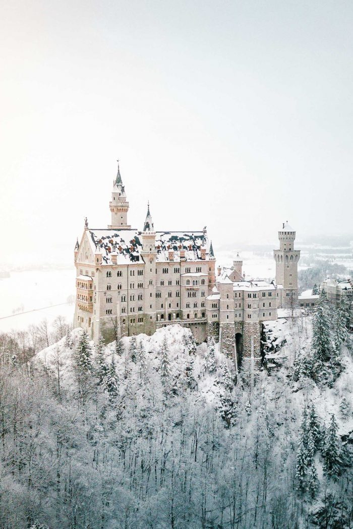A Guide To Visiting Neuschwanstein Castle