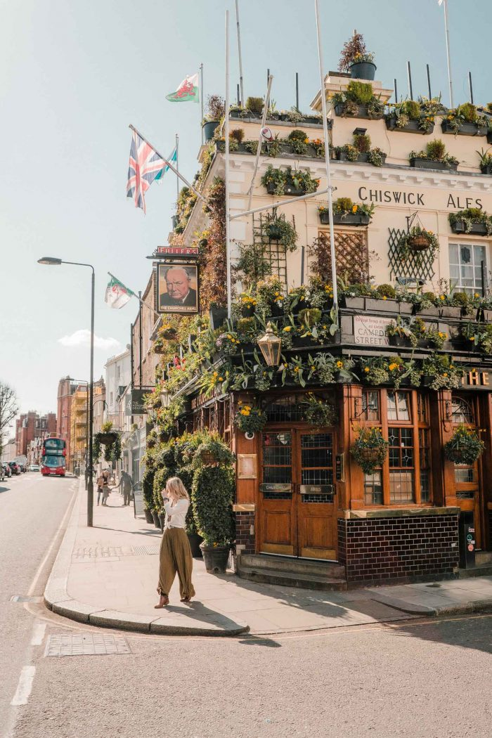 24 Hours in London, England
