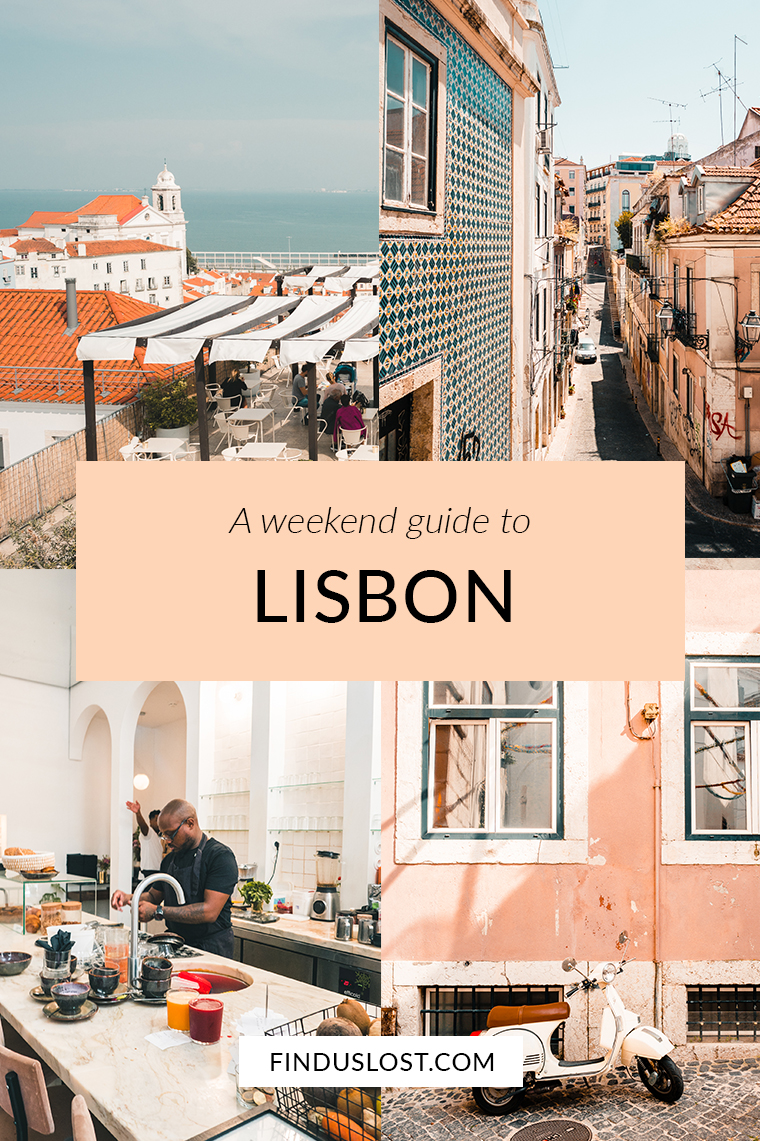 Lisbon Travel Guide | Find Us Lost