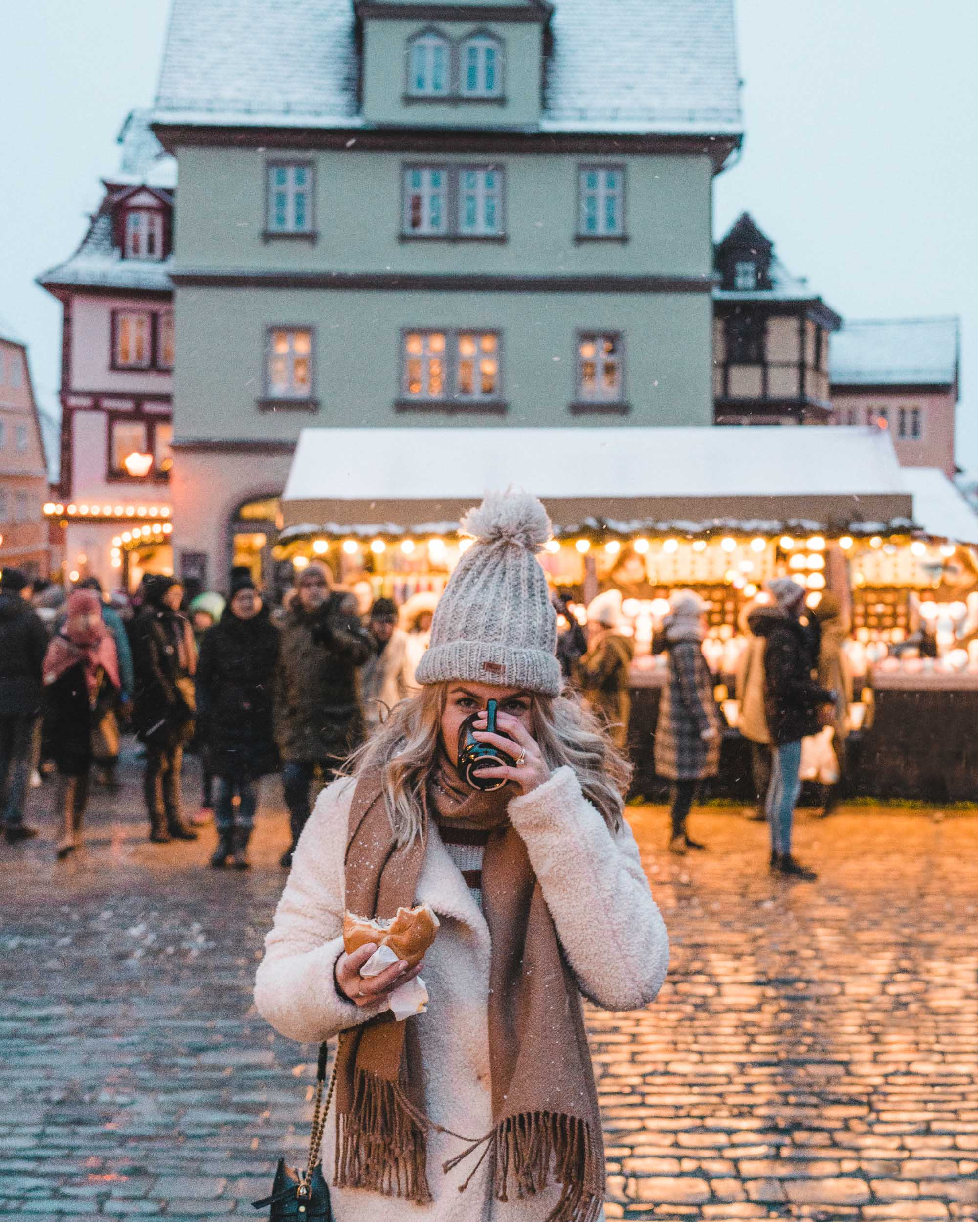 Rothenburg ob der tauber Germany Christmas Markets