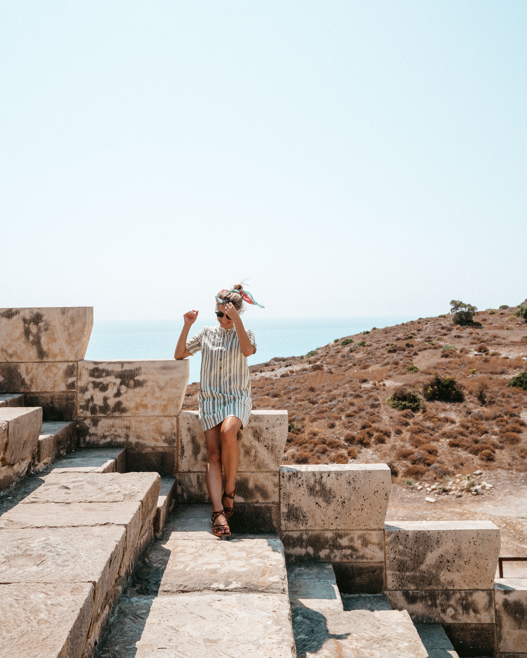 Paphos mosaics and views of Cyprus via @finduslost