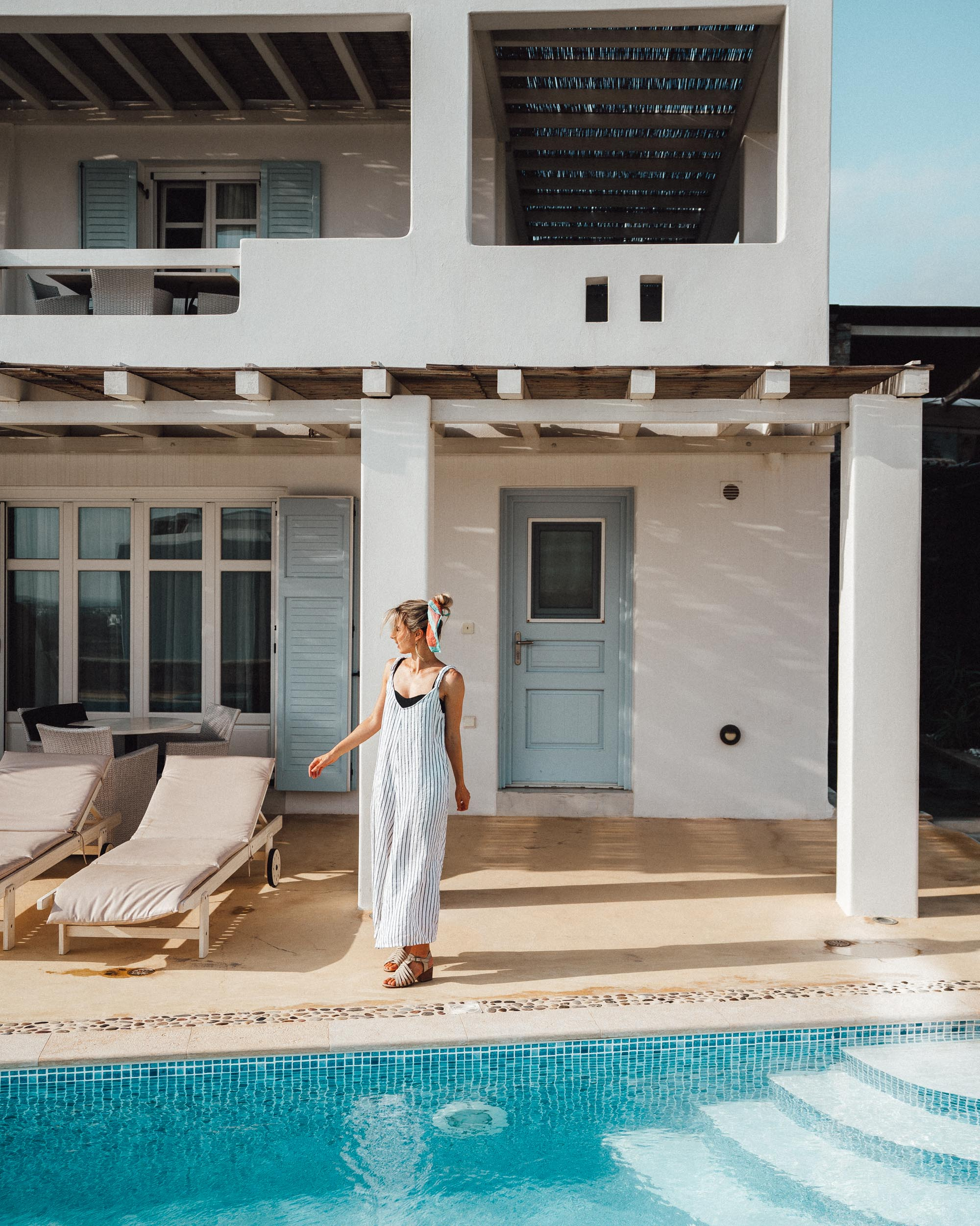 Naxian Collection hotel in Naxos, Greek Islands via @finduslost