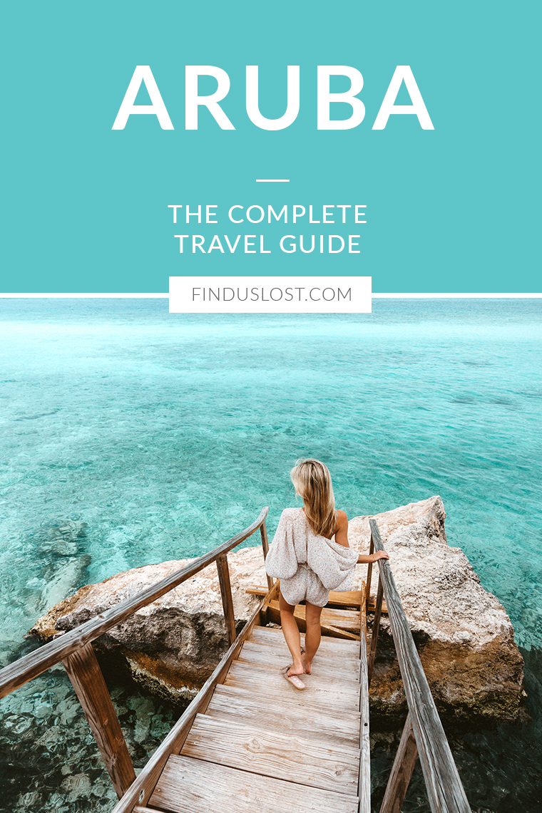 Aruba Travel Guide via Find Us Lost