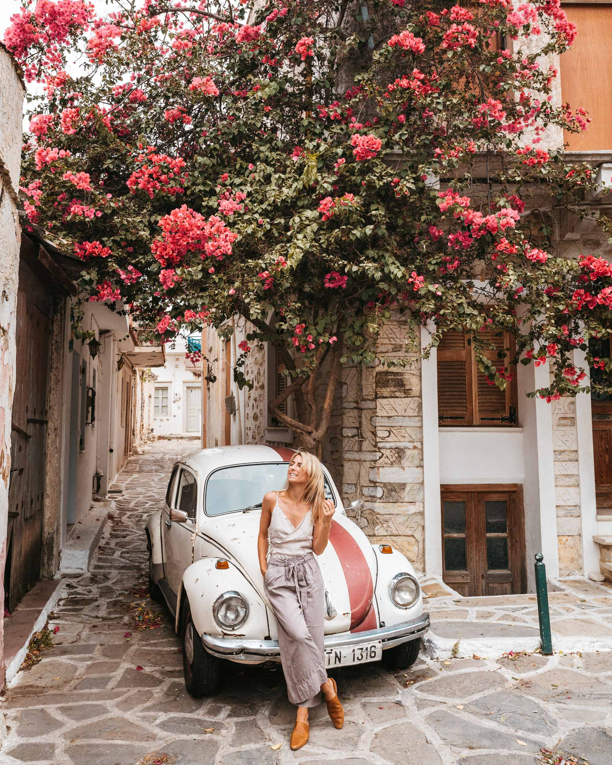 Adobe Lightroom Presets by Find Us Lost | Naxos Greek Islands