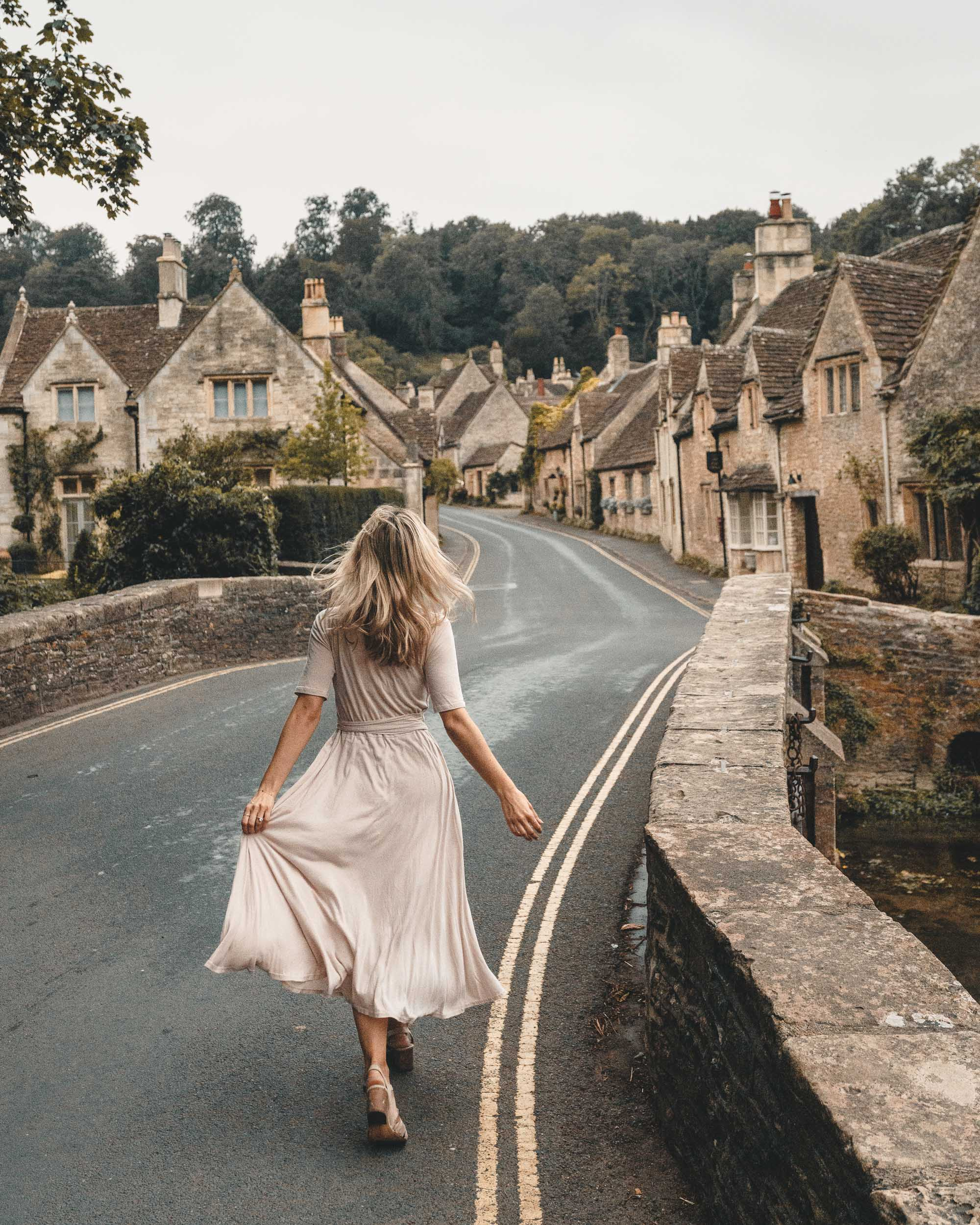 Adobe Lightroom Presets by Find Us Lost | Castle Combe Cotswolds England