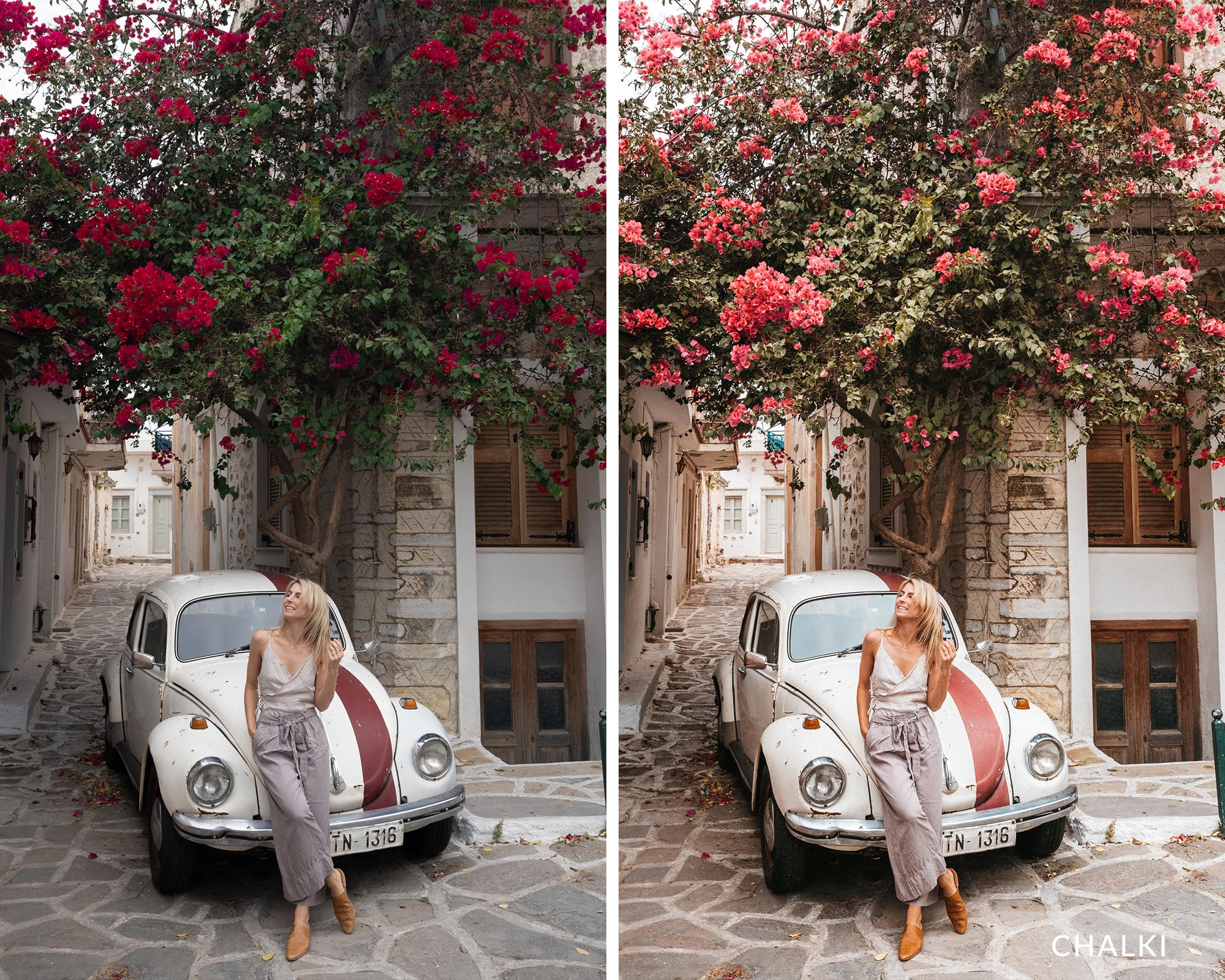 CHALKI - Find Us Lost Greek Islands Preset Collection