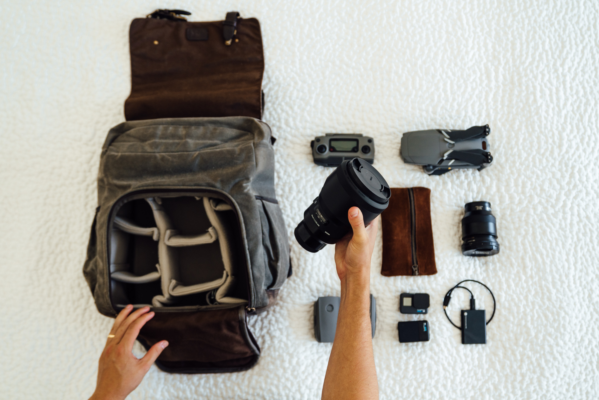 Our Travel Photography Gear - Find Us Lost f5e9fb9198450