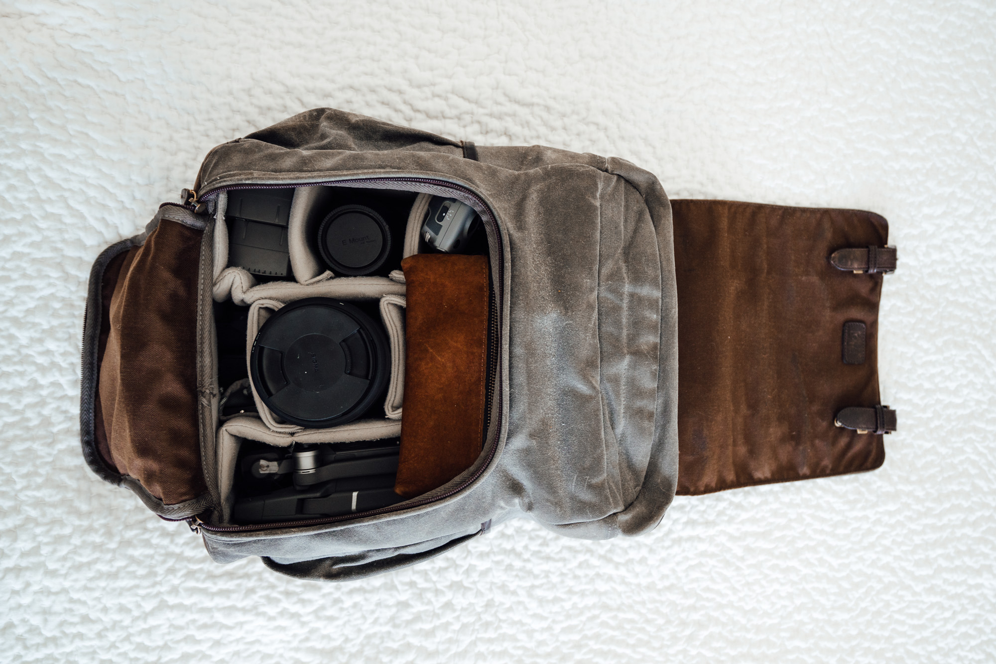 Stylish Camera Bag Backpack