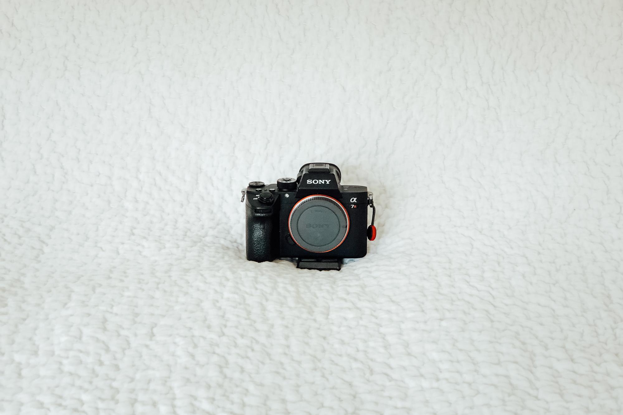 Travel Photography Gear Sony a7riii Camera Body