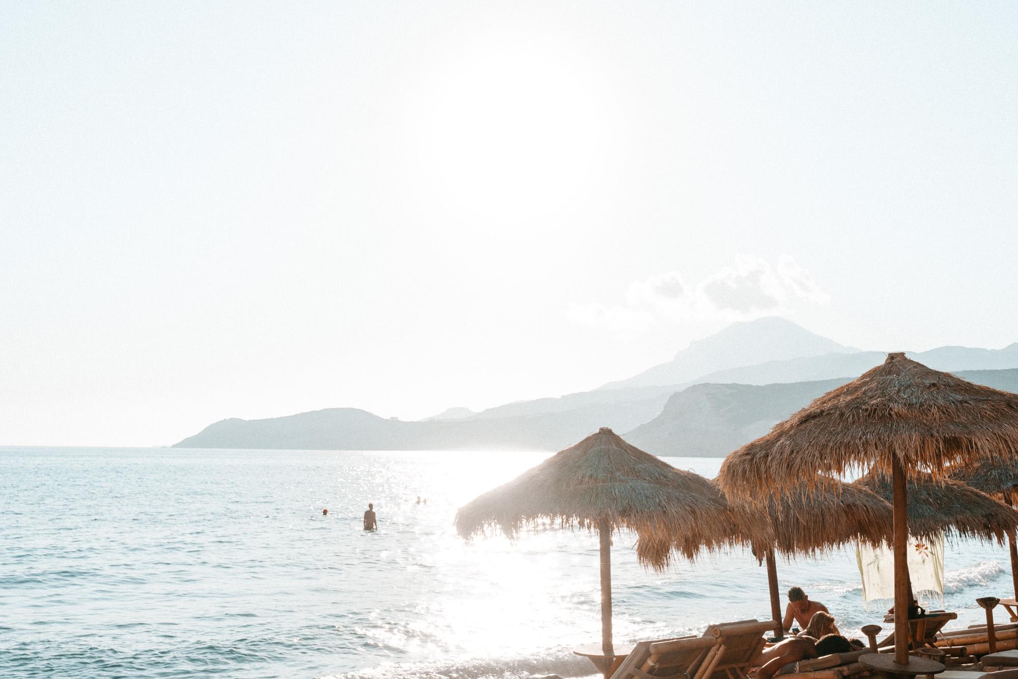 Firiplaka Beach, Milos Greece Travel Guide via Find Us Lost