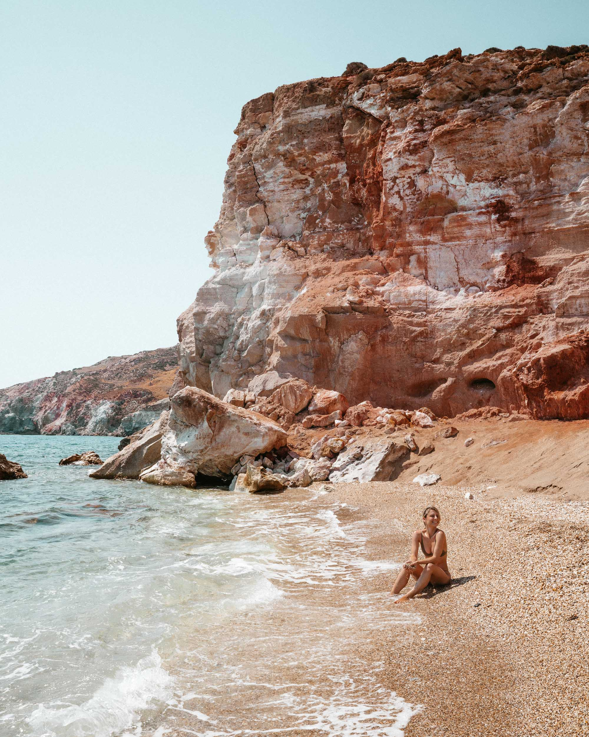 The Complete Milos  Greece Travel Guide