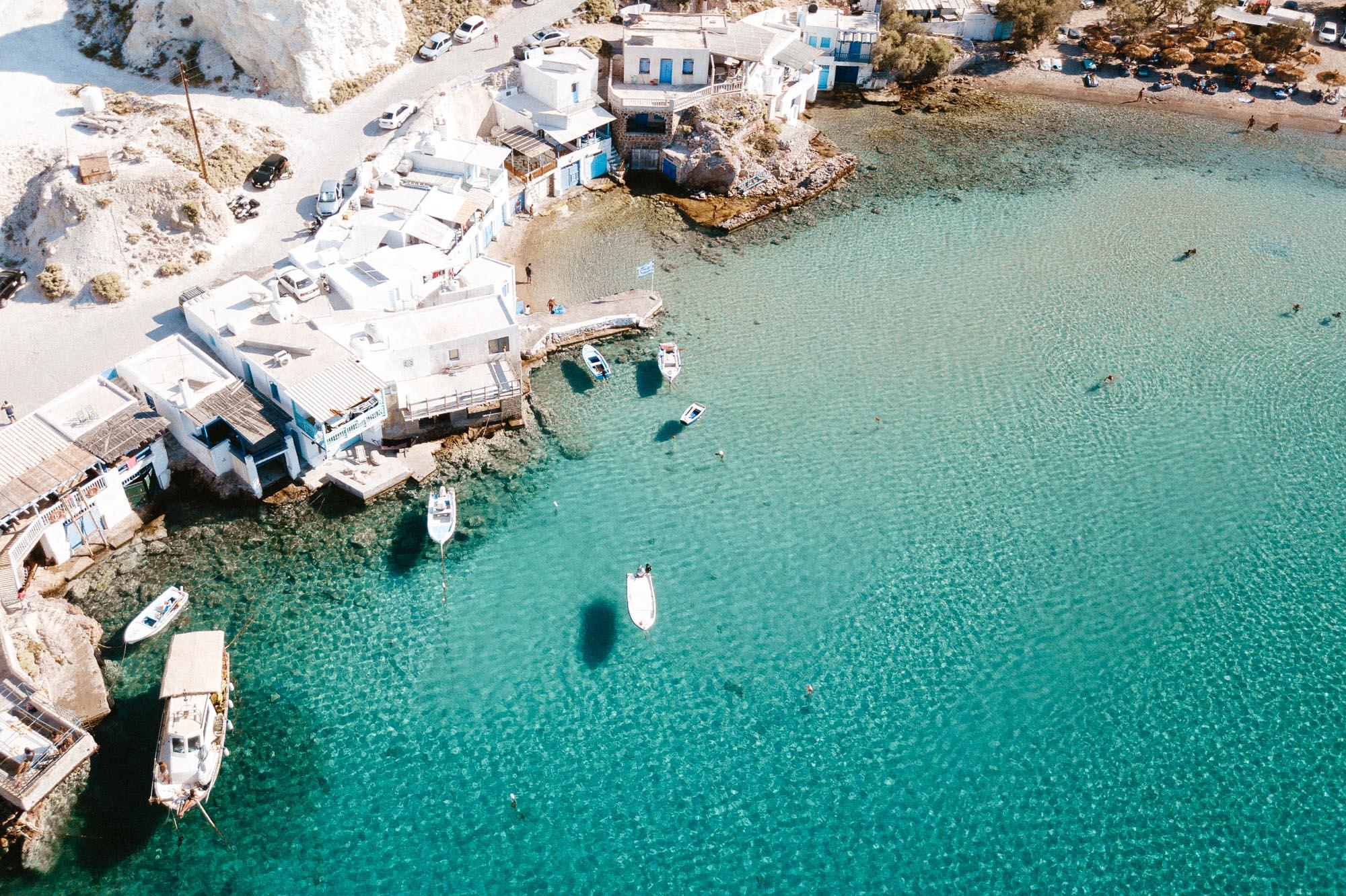 Firopotamos Beach, Milos Greece Travel Guide via Find Us Lost