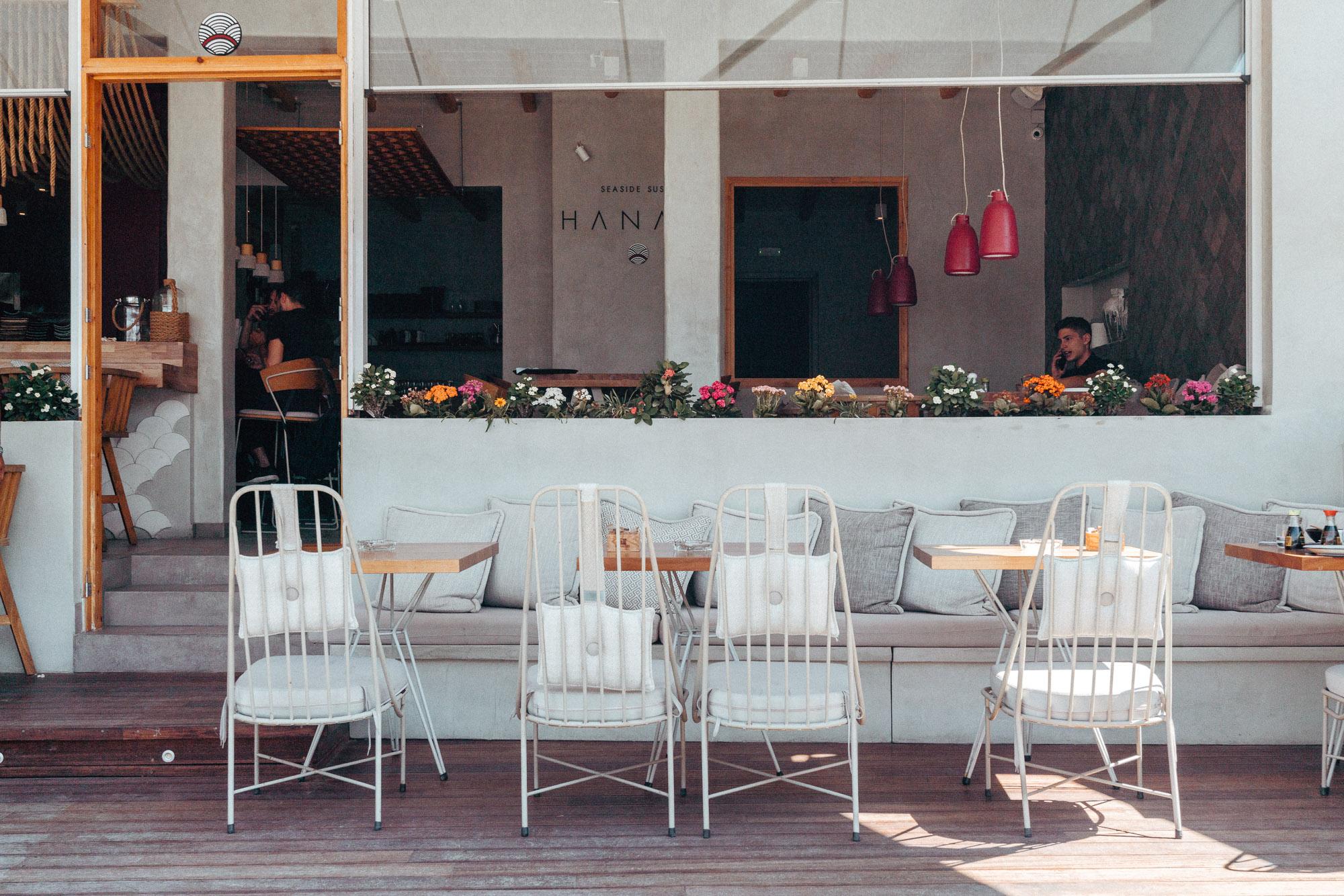 Sushi in Milos Greece Travel Guide via Find Us Lost