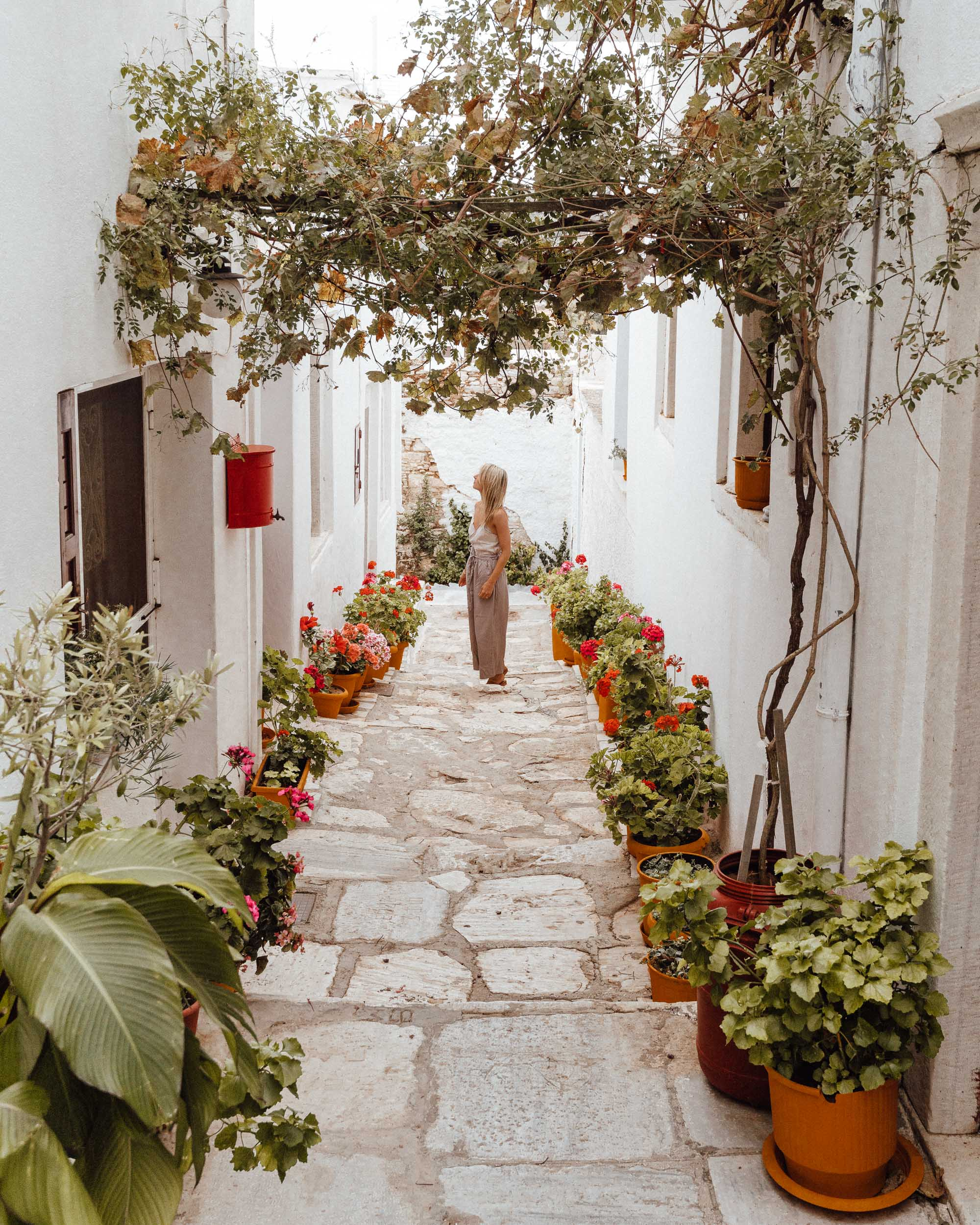 One of the best greek islands to visit - Naxos via @finduslost